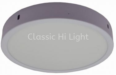 Ledeon Y1056 Round 12W LED Surface or Ceiling / wall Light