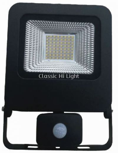 Yetplus JD6125 LED Sensor Flood Light / Spot Light