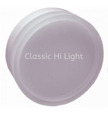 YetplusLedeon 1065 Round 12W LED Surface or Ceiling / wall Light
