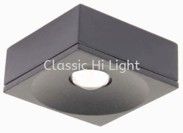 Yetplus SR111 Square 3W LED Surface or Ceiling Light