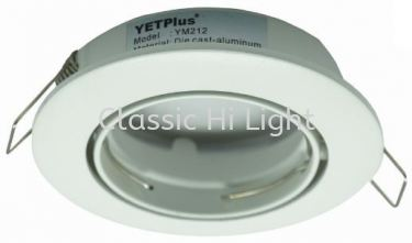 Yetplus YM212 Round Eye Ball Fitting