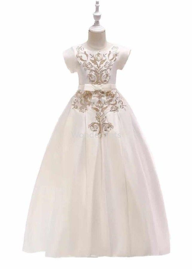 Princess Gown in Ivory