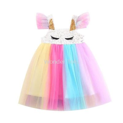 UNICORN Dress for Toddlers