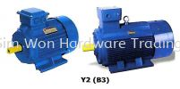 ENGA Y2 THREE PHASE INDUCTION MOTOR (4 POLE TYPE) ENGA Y2 4P 3-PHASE INDUCTION MOTOR ENGA