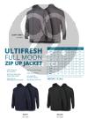 Full Moon Zip Jacket Jacket Apparel Ready Make Products