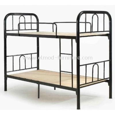 Metal Double Decker Bunk Bed