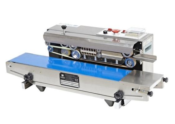 KA150 M.S Electric Table Top Horizontal Sealing Machine ID31241