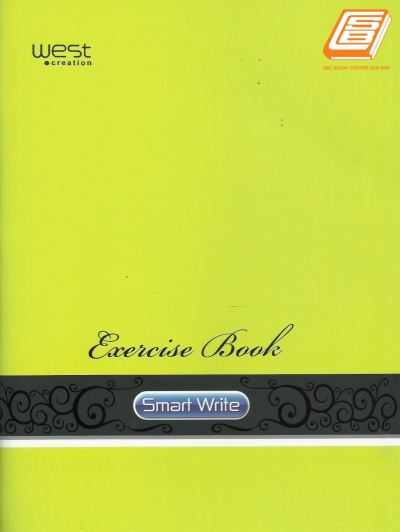 SW - F5 Exercise Book 160 pages - (0476)