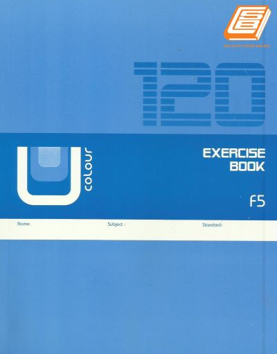 Unicorn - F5 Exercise Book 120 pages - (UEC120)