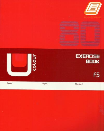 Unicorn - F5 Exercise Book 80 pages - (UEC80)