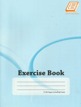 SW - F5 Exercise Book 80 pages - (0722)