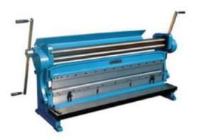 Hydraulic & Electric Slip Roll 3 in 1/1320mm x 1.5