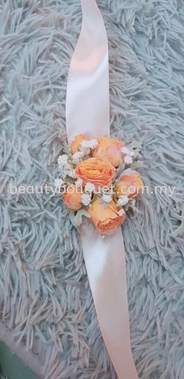 BC 012 Bridal Bouquet & Car