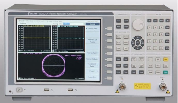 S3601 Series Vector Network Analyzer (100kHz - 3GHz / 8.5GHz)
