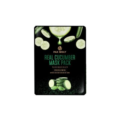 Pax Moly Real Cucumber Mask Pack