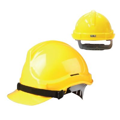 MK-SSH-3610 INDUSTRIAL SAFETY HELMET WITH SLIDE LOCK-SIRIM