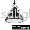 INDUSTRIAL MODERN PENDANT LIGHT BLACK (LY-3232-BK) Loft Design PENDANT LIGHT