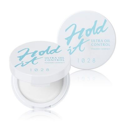 1028 Hold it ! Ultra Oil-control Powder Compact-5g / Transparent