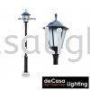WQ9012 OUTDOOR POLE GARDEN LIGHT Outdoor Garden Pole Light OUTDOOR LIGHT