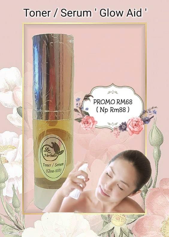 Toner / Serum Spray ( GLOW AID )