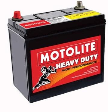 CENTURY MOTOLITE MF 55D23L RM230