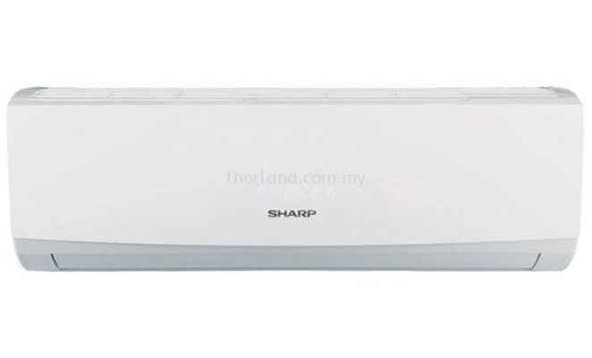 (E06) SHARP AIR CONDITIONER (NON-INVERTER)