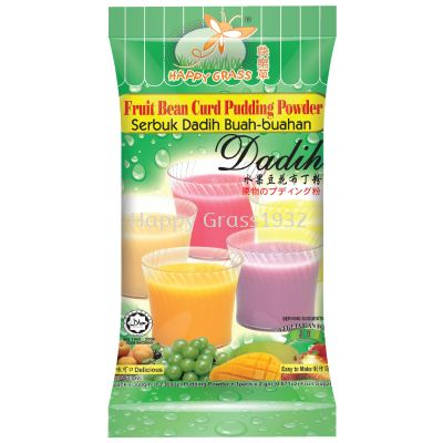 FRUIT BEAN CURD PUDDING POWDER(GREEN)