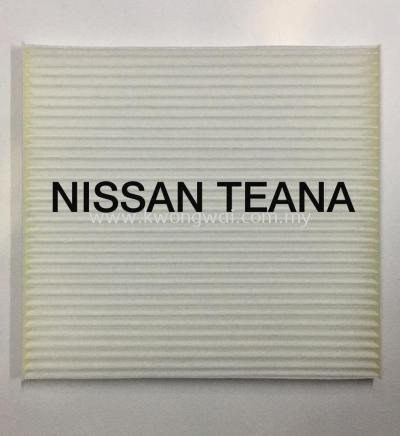 NISSAN TEANA 09 BLOWER CABIN AIR FILTER