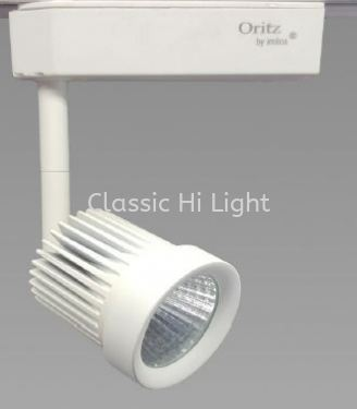 Oritz TR-C3 10W LED Track Light 24° Dimmable