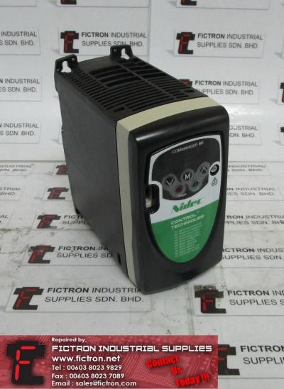 SKA1200055 CONTROL TECHNIQUE Inverter Drive Supply Repair Malaysia Singapore Indonesia USA Thailand Australia
