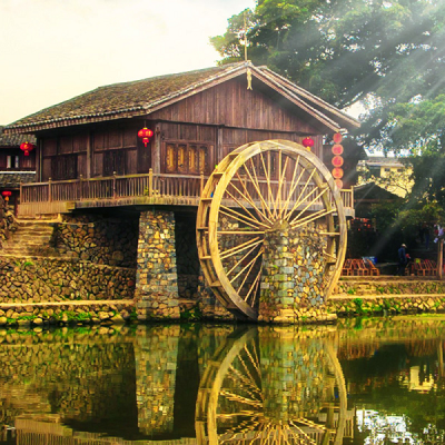 Ancient Charm of China: Nanjing County