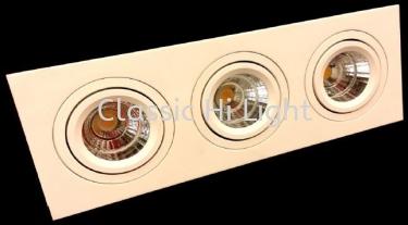 Imitos / Oritz Round / Square LED Eyeball / Recessed Spot Light