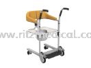 Transfer Chair YWJ-01B Wheelchair -Topmedi