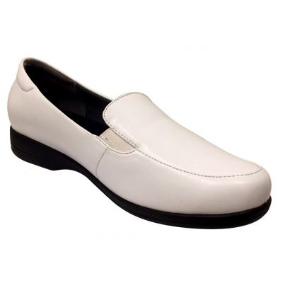 SC1022 StepCare Nursing Shoe White (RM169)