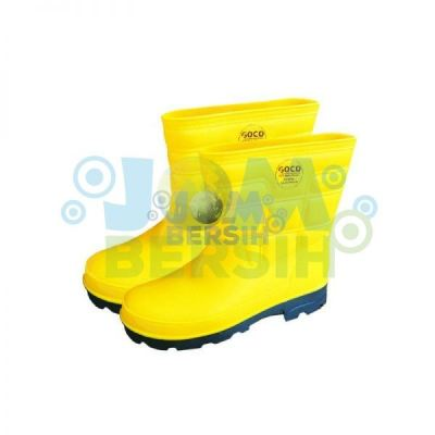 985 Yellow Goco Boots