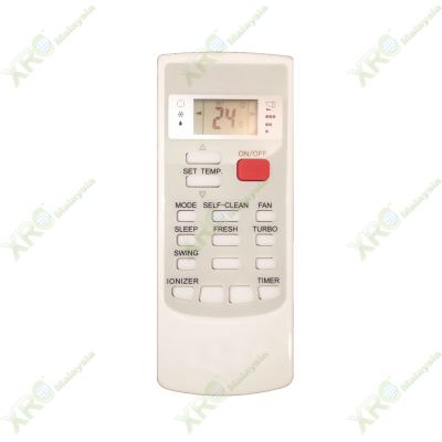 YK-H/002E CASPER AIR CONDITIONING REMOTE CONTROL