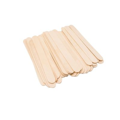 100's/Box Wooden Tongue Depressor ѹ��� 100֧װ