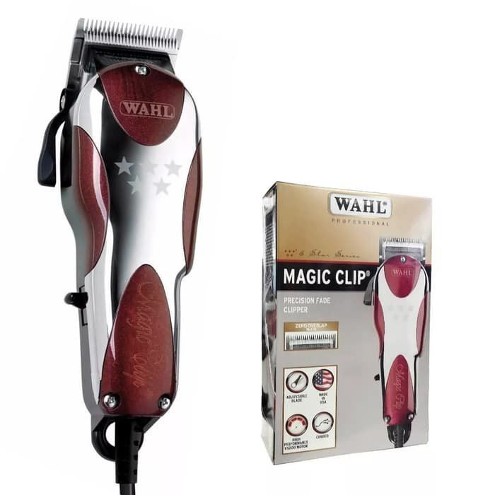 WAHL PROFESSIONAL MAGIC CLIP CORDED HAIR CLIPPER
