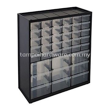 39 Drawers Part Cabinet - M39D