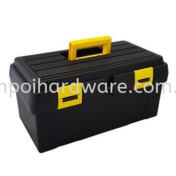 Polypropylene Heavy Duty Toolbox - M450 Plastic Tool Boxes Storage Boxes