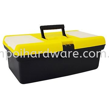 Professional Plastic Toolbox - M398  Plastic Tool Boxes Storage Boxes