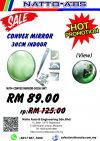 Clearance Stock Promotion - Convex Mirror