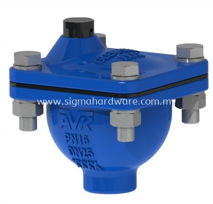 AVK Ductile Iron Single Orifice Air Valve