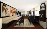 KL Restoran and cafe Interior design and renovation 商业餐馆装修设计