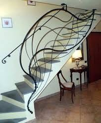 METAL RAILING AND SPIRAL STAIRCASE117