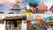 马六甲一日游 马六甲 (Melaka) 西马半岛 (West Malaysia) 旅游地资讯