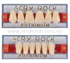 Acrylic Teeth Acry Rock V