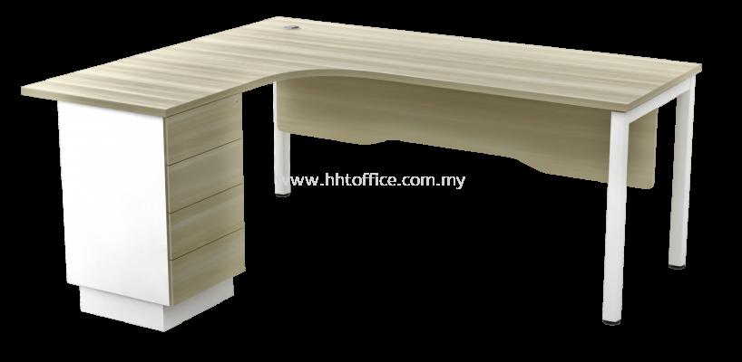 SLW4D L-Shape Desk [Left]