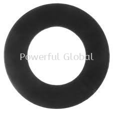 Black Rubber Gasket Raise Face