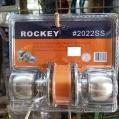 ROCKEY - Cylindrical Door Lock back set